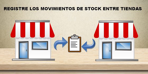 tpv movimientos stock