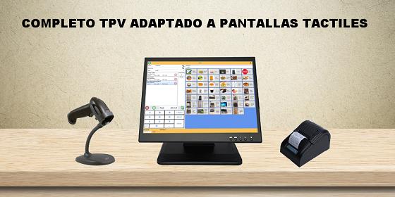 tpv pantallas tactiles
